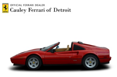 Used 1987 Ferrari 328 GTS 2Dr Used 1987 Ferrari 328 GTS 2Dr for sale Sold at Cauley Ferrari in West Bloomfield MI 9