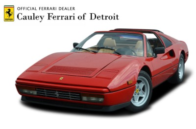 Used 1987 Ferrari 328 GTS 2Dr Used 1987 Ferrari 328 GTS 2Dr for sale Sold at Cauley Ferrari in West Bloomfield MI 1