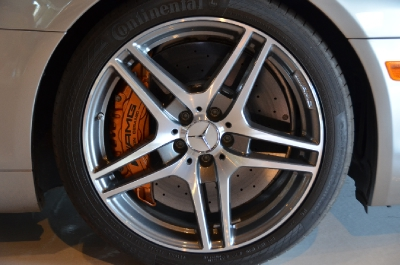 Used 2011 Mercedes-Benz SLS AMG Used 2011 Mercedes-Benz SLS AMG for sale Sold at Cauley Ferrari in West Bloomfield MI 17