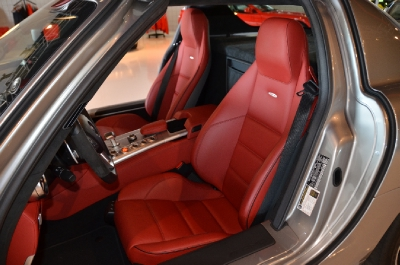 Used 2011 Mercedes-Benz SLS AMG Used 2011 Mercedes-Benz SLS AMG for sale Sold at Cauley Ferrari in West Bloomfield MI 2