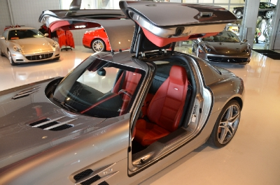 Used 2011 Mercedes-Benz SLS AMG Used 2011 Mercedes-Benz SLS AMG for sale Sold at Cauley Ferrari in West Bloomfield MI 21