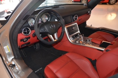Used 2011 Mercedes-Benz SLS AMG Used 2011 Mercedes-Benz SLS AMG for sale Sold at Cauley Ferrari in West Bloomfield MI 22