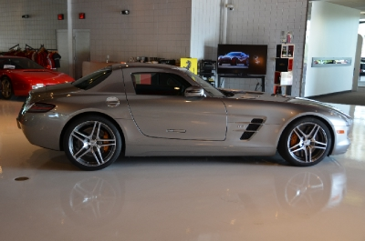 Used 2011 Mercedes-Benz SLS AMG Used 2011 Mercedes-Benz SLS AMG for sale Sold at Cauley Ferrari in West Bloomfield MI 8