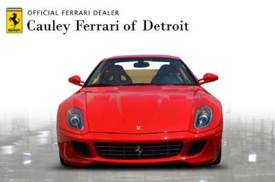 Used 2007 Ferrari 599 GTB Fiorano GTB Fiorano F1 Used 2007 Ferrari 599 GTB Fiorano GTB Fiorano F1 for sale $149,900 at Cauley Ferrari in West Bloomfield MI 3