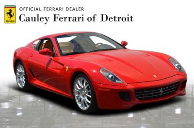 Used 2007 Ferrari 599 GTB Fiorano GTB Fiorano F1 Used 2007 Ferrari 599 GTB Fiorano GTB Fiorano F1 for sale $149,900 at Cauley Ferrari in West Bloomfield MI 4