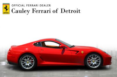 Used 2007 Ferrari 599 GTB Fiorano GTB Fiorano F1 Used 2007 Ferrari 599 GTB Fiorano GTB Fiorano F1 for sale $149,900 at Cauley Ferrari in West Bloomfield MI 5