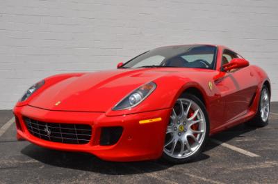 Used 2007 Ferrari 599 GTB Fiorano GTB Fiorano F1 Used 2007 Ferrari 599 GTB Fiorano GTB Fiorano F1 for sale $149,900 at Cauley Ferrari in West Bloomfield MI 54