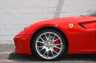 Used 2007 Ferrari 599 GTB Fiorano GTB Fiorano F1 Used 2007 Ferrari 599 GTB Fiorano GTB Fiorano F1 for sale $149,900 at Cauley Ferrari in West Bloomfield MI 56