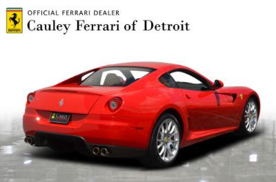 Used 2007 Ferrari 599 GTB Fiorano GTB Fiorano F1 Used 2007 Ferrari 599 GTB Fiorano GTB Fiorano F1 for sale $149,900 at Cauley Ferrari in West Bloomfield MI 6
