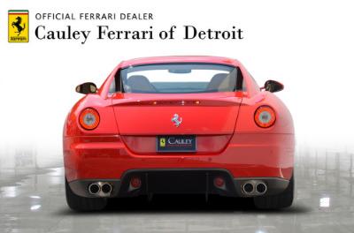 Used 2007 Ferrari 599 GTB Fiorano GTB Fiorano F1 Used 2007 Ferrari 599 GTB Fiorano GTB Fiorano F1 for sale $149,900 at Cauley Ferrari in West Bloomfield MI 7