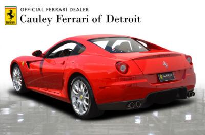 Used 2007 Ferrari 599 GTB Fiorano GTB Fiorano F1 Used 2007 Ferrari 599 GTB Fiorano GTB Fiorano F1 for sale $149,900 at Cauley Ferrari in West Bloomfield MI 8
