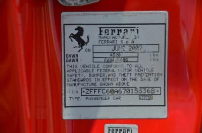 Used 2007 Ferrari 599 GTB Fiorano GTB Fiorano F1 Used 2007 Ferrari 599 GTB Fiorano GTB Fiorano F1 for sale $149,900 at Cauley Ferrari in West Bloomfield MI 84
