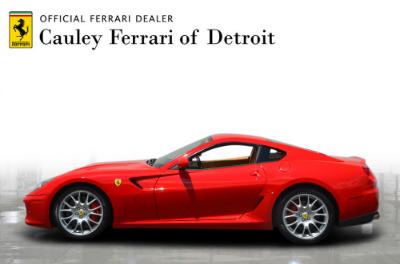 Used 2007 Ferrari 599 GTB Fiorano GTB Fiorano F1 Used 2007 Ferrari 599 GTB Fiorano GTB Fiorano F1 for sale $149,900 at Cauley Ferrari in West Bloomfield MI 9