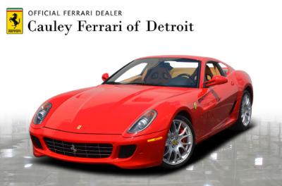 Used 2007 Ferrari 599 GTB Fiorano GTB Fiorano F1 Used 2007 Ferrari 599 GTB Fiorano GTB Fiorano F1 for sale $149,900 at Cauley Ferrari in West Bloomfield MI 1