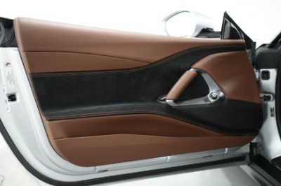 Used 2020 Ferrari 812 Superfast Coupe Used 2020 Ferrari 812 Superfast Coupe for sale Call for price at Cauley Ferrari in West Bloomfield MI 16