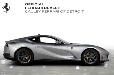 Used 2020 Ferrari 812 Superfast Coupe Used 2020 Ferrari 812 Superfast Coupe for sale Call for price at Cauley Ferrari in West Bloomfield MI 5
