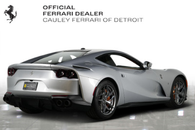 Used 2020 Ferrari 812 Superfast Coupe Used 2020 Ferrari 812 Superfast Coupe for sale Call for price at Cauley Ferrari in West Bloomfield MI 6