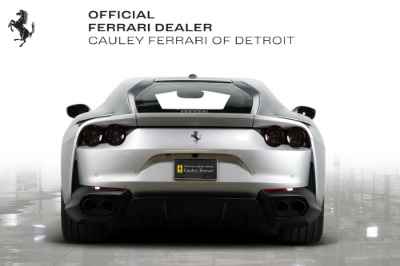 Used 2020 Ferrari 812 Superfast Coupe Used 2020 Ferrari 812 Superfast Coupe for sale Call for price at Cauley Ferrari in West Bloomfield MI 7