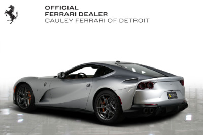 Used 2020 Ferrari 812 Superfast Coupe Used 2020 Ferrari 812 Superfast Coupe for sale Call for price at Cauley Ferrari in West Bloomfield MI 8