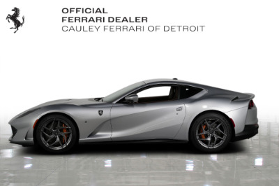 New 2020 Ferrari 812 Superfast Coupe New 2020 Ferrari 812 Superfast Coupe for sale Call for price at Cauley Ferrari in West Bloomfield MI 9