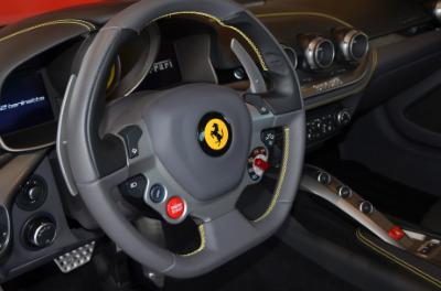 Used 2017 Ferrari F12berlinetta Used 2017 Ferrari F12berlinetta for sale $259,900 at Cauley Ferrari in West Bloomfield MI 25