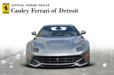 Used 2017 Ferrari F12berlinetta Used 2017 Ferrari F12berlinetta for sale $259,900 at Cauley Ferrari in West Bloomfield MI 3