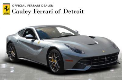 Used 2017 Ferrari F12berlinetta Used 2017 Ferrari F12berlinetta for sale $259,900 at Cauley Ferrari in West Bloomfield MI 4