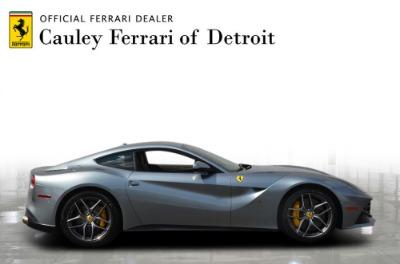 Used 2017 Ferrari F12berlinetta Used 2017 Ferrari F12berlinetta for sale $259,900 at Cauley Ferrari in West Bloomfield MI 5