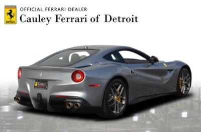 Used 2017 Ferrari F12berlinetta Used 2017 Ferrari F12berlinetta for sale $259,900 at Cauley Ferrari in West Bloomfield MI 6