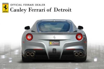 Used 2017 Ferrari F12berlinetta Used 2017 Ferrari F12berlinetta for sale $259,900 at Cauley Ferrari in West Bloomfield MI 7