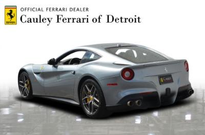 Used 2017 Ferrari F12berlinetta Used 2017 Ferrari F12berlinetta for sale $259,900 at Cauley Ferrari in West Bloomfield MI 8