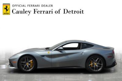 Used 2017 Ferrari F12berlinetta Used 2017 Ferrari F12berlinetta for sale $259,900 at Cauley Ferrari in West Bloomfield MI 9