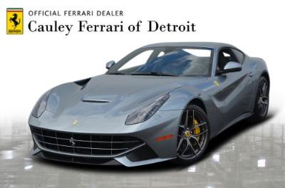 Used 2017 Ferrari F12berlinetta Used 2017 Ferrari F12berlinetta for sale $259,900 at Cauley Ferrari in West Bloomfield MI 1