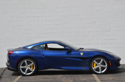 Used 2019 Ferrari Portofino Used 2019 Ferrari Portofino for sale Sold at Cauley Ferrari in West Bloomfield MI 13