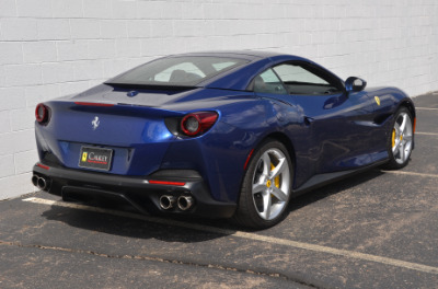 Used 2019 Ferrari Portofino Used 2019 Ferrari Portofino for sale Sold at Cauley Ferrari in West Bloomfield MI 14