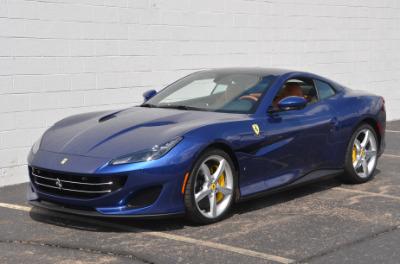 Used 2019 Ferrari Portofino Used 2019 Ferrari Portofino for sale Sold at Cauley Ferrari in West Bloomfield MI 18