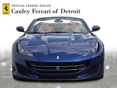 Used 2019 Ferrari Portofino Used 2019 Ferrari Portofino for sale Sold at Cauley Ferrari in West Bloomfield MI 3