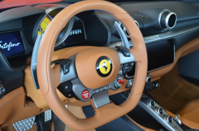 Used 2019 Ferrari Portofino Used 2019 Ferrari Portofino for sale Sold at Cauley Ferrari in West Bloomfield MI 34