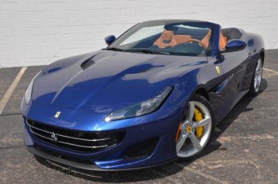 Used 2019 Ferrari Portofino Used 2019 Ferrari Portofino for sale Sold at Cauley Ferrari in West Bloomfield MI 55
