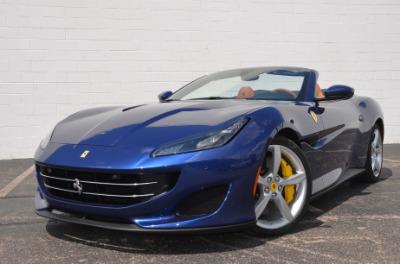 Used 2019 Ferrari Portofino Used 2019 Ferrari Portofino for sale Sold at Cauley Ferrari in West Bloomfield MI 56