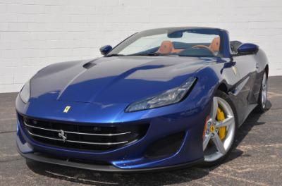 Used 2019 Ferrari Portofino Used 2019 Ferrari Portofino for sale Sold at Cauley Ferrari in West Bloomfield MI 57