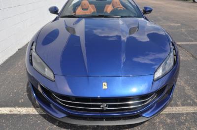 Used 2019 Ferrari Portofino Used 2019 Ferrari Portofino for sale Sold at Cauley Ferrari in West Bloomfield MI 69