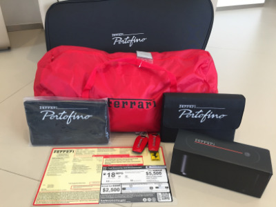 Used 2019 Ferrari Portofino Used 2019 Ferrari Portofino for sale Sold at Cauley Ferrari in West Bloomfield MI 82