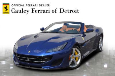 Used 2019 Ferrari Portofino Used 2019 Ferrari Portofino for sale Sold at Cauley Ferrari in West Bloomfield MI 1