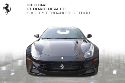 Used 2014 Ferrari FF Used 2014 Ferrari FF for sale Sold at Cauley Ferrari in West Bloomfield MI 3
