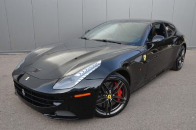 Used 2014 Ferrari FF Used 2014 Ferrari FF for sale Sold at Cauley Ferrari in West Bloomfield MI 54