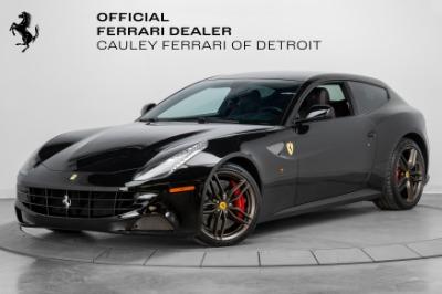 Used 2014 Ferrari FF Used 2014 Ferrari FF for sale Sold at Cauley Ferrari in West Bloomfield MI 1