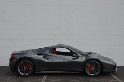 Used 2017 Ferrari 488 Spider Used 2017 Ferrari 488 Spider for sale $279,900 at Cauley Ferrari in West Bloomfield MI 13