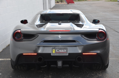 Used 2017 Ferrari 488 Spider Used 2017 Ferrari 488 Spider for sale $279,900 at Cauley Ferrari in West Bloomfield MI 15