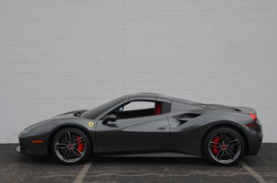 Used 2017 Ferrari 488 Spider Used 2017 Ferrari 488 Spider for sale $269,900 at Cauley Ferrari in West Bloomfield MI 17